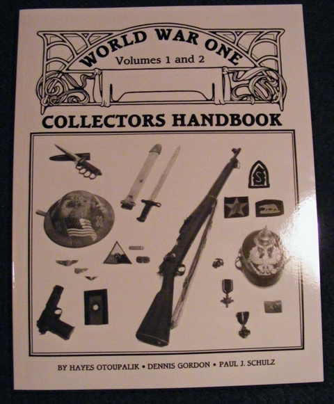world war one soldiers equipment. Considered as the bible on WW1. Covers all US Doughboy equipment, uniforms,